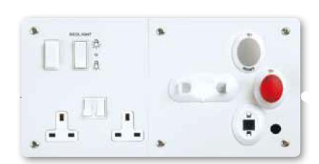 Bed emergency call system / medical IPiN IP50x series Wandsworth Group