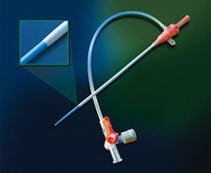 Arterial introducer / with hemostatic valve 10 cm   Pinnacle TIF TIP™ Terumo Medical