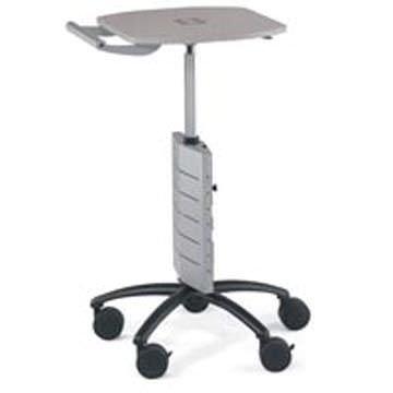 Height-adjustable cart / 1-shelf 5234x series Wolf X-Ray Corporation
