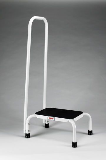 Footstool for healthcare facilities 22103 Wolf X-Ray Corporation