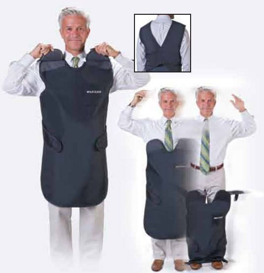 X-ray protective apron radiation protective clothing / adult / front protection 68094LW Wolf X-Ray Corporation