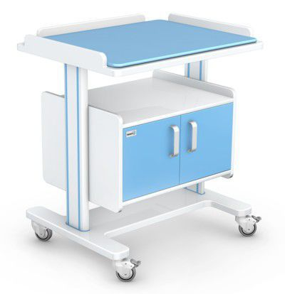 Changing table / on casters MBR series new image TECHMED Sp. z o.o.