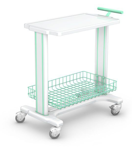 Multi-function trolley / instrument MB-3 series H-07 type new image TECHMED Sp. z o.o.