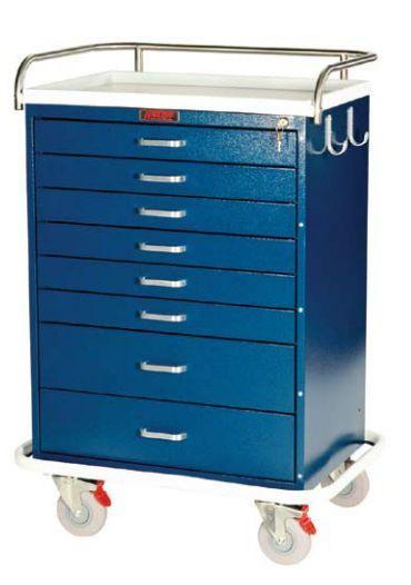 Treatment trolley / with drawer 6611 Harloff