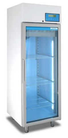 Pharmacy refrigerator / cabinet / 1-door TC 105 tritec