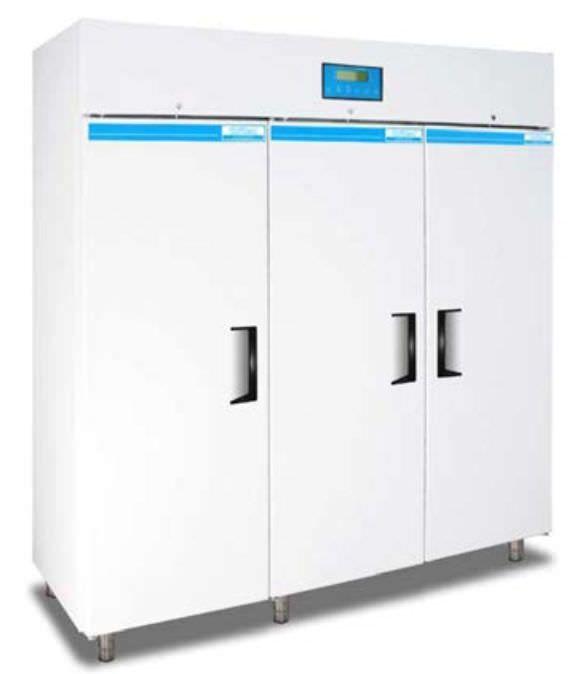 Laboratory refrigerator / cabinet / explosion-proof / 3-door TC 1014-ex tritec
