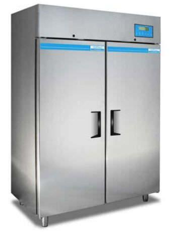 Laboratory freezer / cabinet / 2-door TC 212 tritec