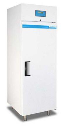 Laboratory refrigerator / cabinet / with automatic defrost / 1-door TC 204 tritec