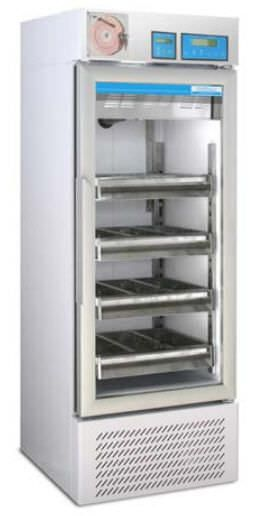 Blood bank refrigerator / cabinet / 1-door TC 503 tritec