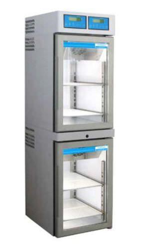 Pharmacy refrigerator / cabinet / 2-door TC 109-2 tritec