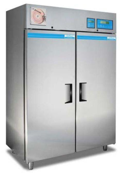 Blood plasma refrigerator / cabinet / 2-door TC 511 tritec