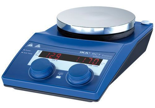 Magnetic stirrer / digital 0 - 1500 rpm | RCT basic IKA