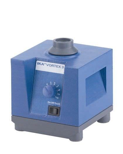 Laboratory shaker / vortex / compact 0 - 2500 rpm | VORTEX 3 IKA