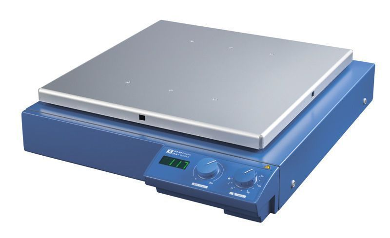 Laboratory shaker / compact 0 - 300 rpm | HS 501 digital IKA
