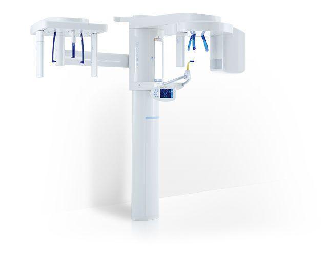 Cephalometric X-ray system (dental radiology) / panoramic X-ray system / digital ORTHOPHOS XG 3D Sirona Dental Systems