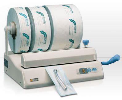 Medical thermosealer / belt NITRASEAL Sirona Dental Systems