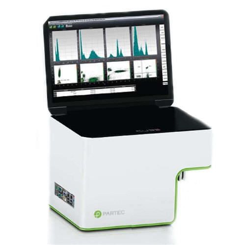 Flow cytometer / ultra-compact / bench-top / portable CyFlow® Cube 6 Sysmex Partec GmbH