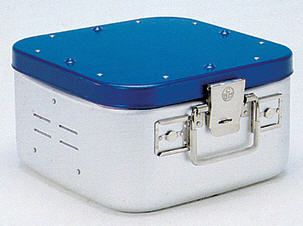 Perforated sterilization container 300 x 300 mm | 2084 - 2087 C.B.M.