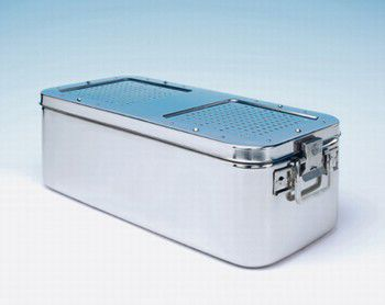 Sterilization container / non perforated 600 x 300 mm | 2000 - 2009 C.B.M.