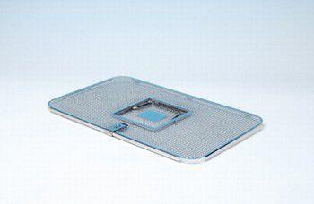 Lid for sterilization basket / perforated 540 x 240 | 75LID C.B.M.
