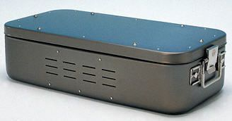 Perforated sterilization container 600 x 300 mm | 2070 - 2073 C.B.M.