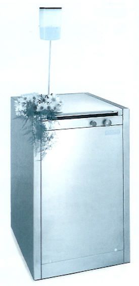 Automatic bedpan washer 5082 C.B.M.