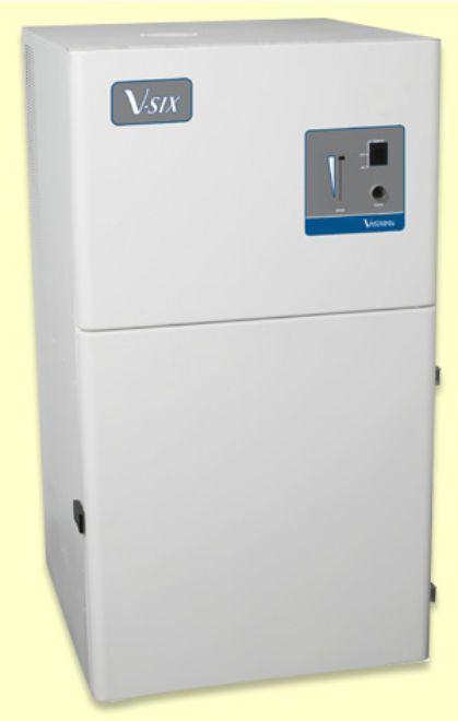 Central dust suction unit / dental laboratory V-Six - 10280 Vaniman