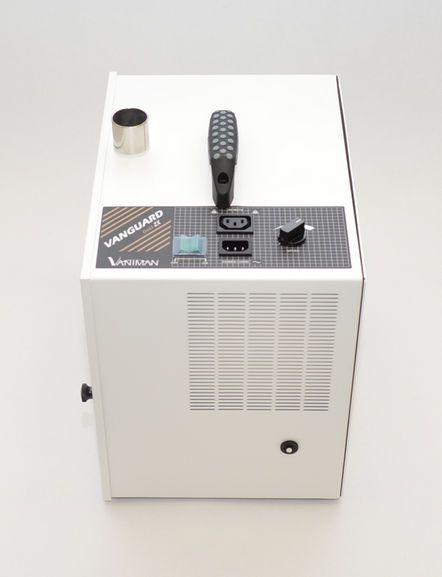 Dental laboratory dust suction unit Vanguard Gold 2X - 10320 Vaniman