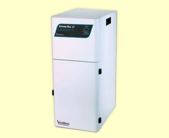 Dentist office dust suction unit / dental laboratory StoneVac II ? 10201 Vaniman
