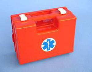 First-aid medical kit DL 130 Taumediplast