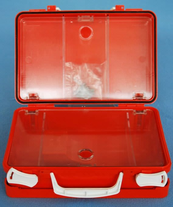 Transport medical case / ABS DOMINO Taumediplast