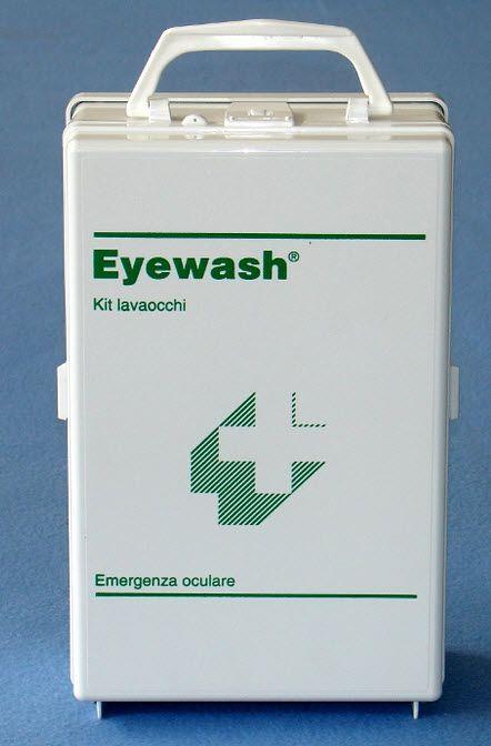 Eye wash medical kit Taumediplast