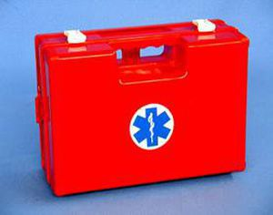First-aid medical kit DL 110 Taumediplast