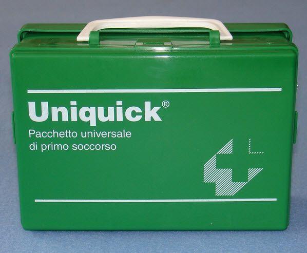 First-aid medical kit UNIQUICK® Taumediplast