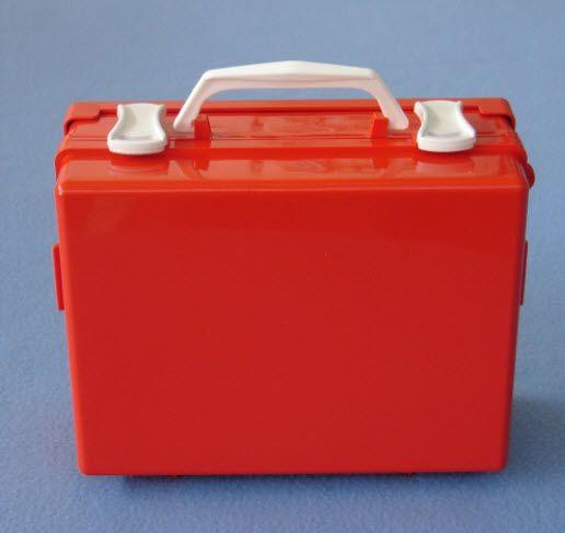 Transport medical case / ABS SUPERMEDI Taumediplast