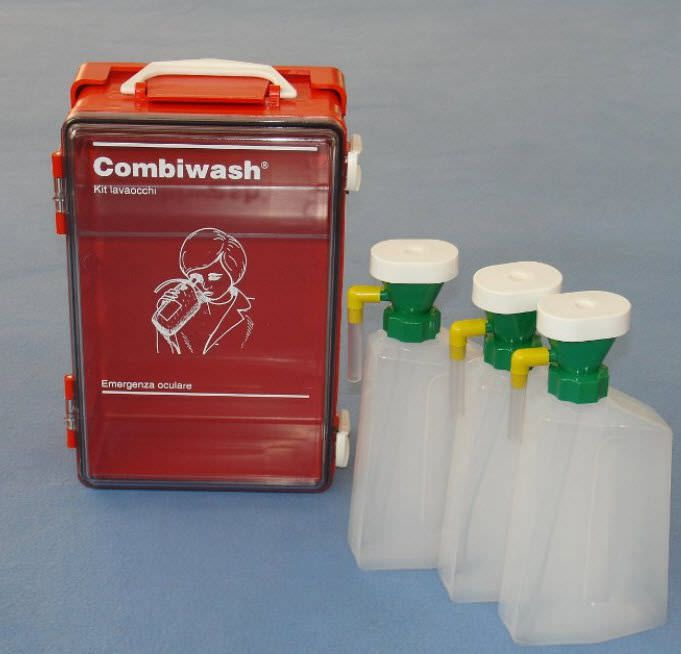 Eye wash medical kit COMBIWASH Taumediplast