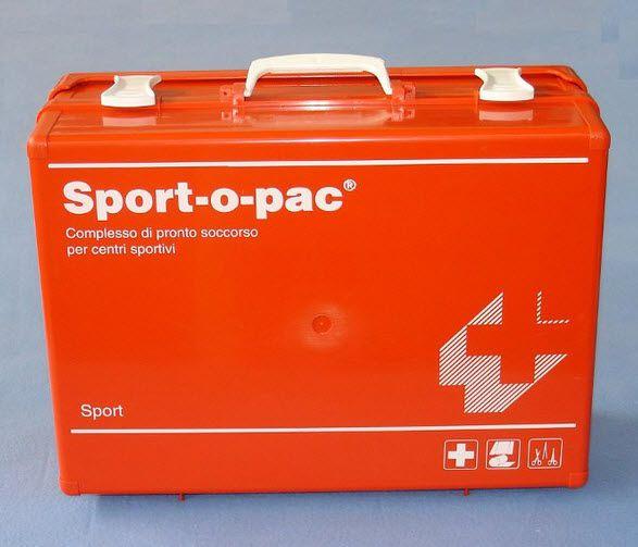 First-aid medical kit SPORT-O-PAC Taumediplast