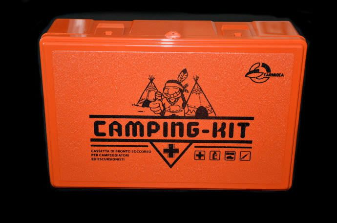 First-aid medical kit CAMPING-KIT Taumediplast
