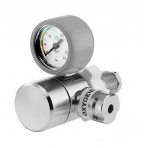 Oxygen pressure regulator 4.5 bar | DETREG TM Technologie Medicale
