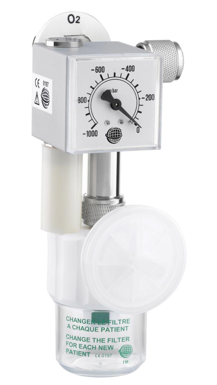 Fixed surgical suction pump / vacuum-powered 25 L/mn | VENTURI TM Technologie Medicale