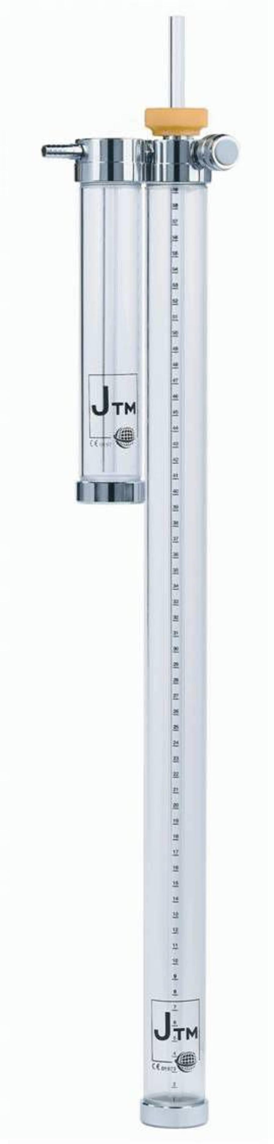 Water manometer double 55 - 90 cmH2O | JTM Technologie Medicale
