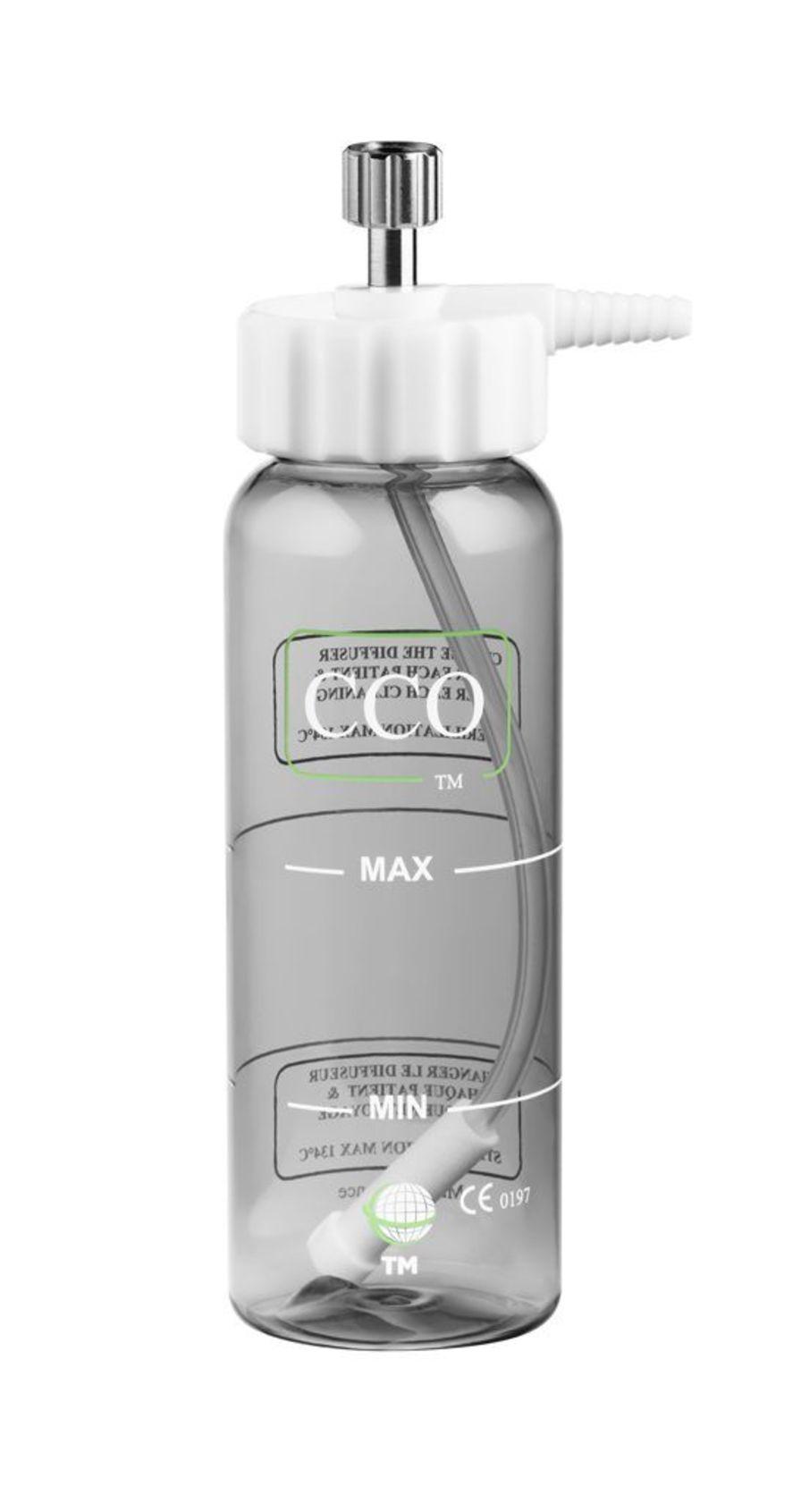 Bubble humidifier 250 mL | CCO Technologie Medicale