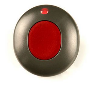 Panic button alert system / hand-held / with geolocalization Tunstall
