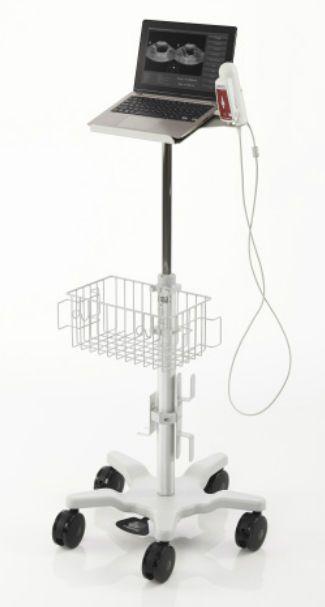 Protable, ultrasound bladder scanner on trolley VitaScan LT 100525G Vitacon