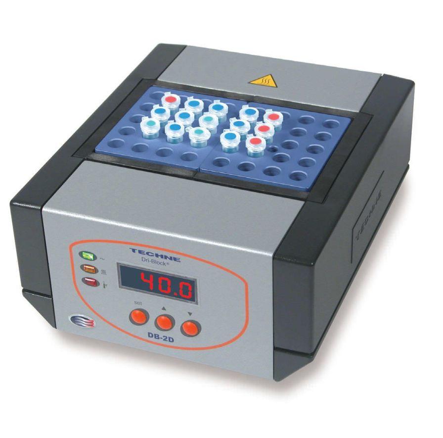 Electronic laboratory block heater DB-2D, DB-2DH Techne