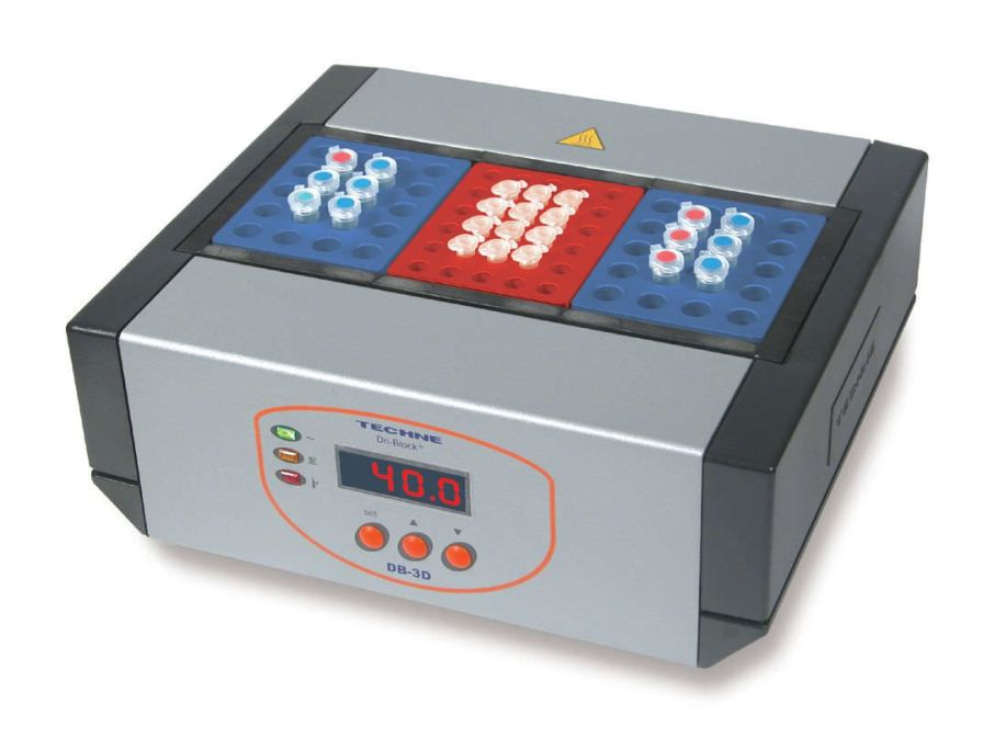 Electronic laboratory block heater DB-3D, DB-3DL Techne