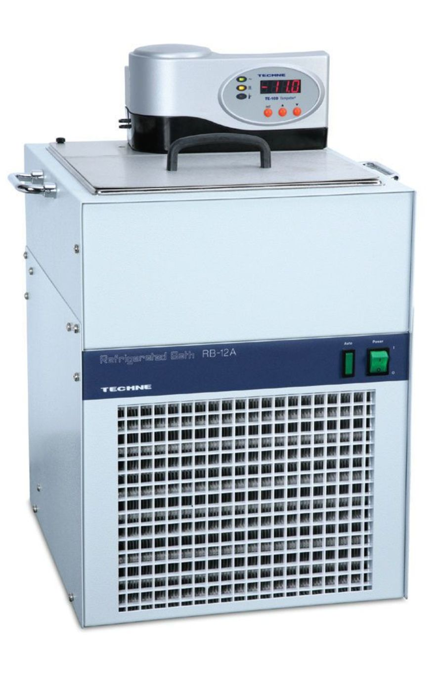 Circulating laboratory water bath / refrigerated 7 - 22 L   RB series Techne
