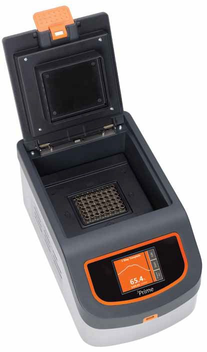 Peltier effect thermal cycler / with gradient function 3PrimeX, 3PrimeG Techne