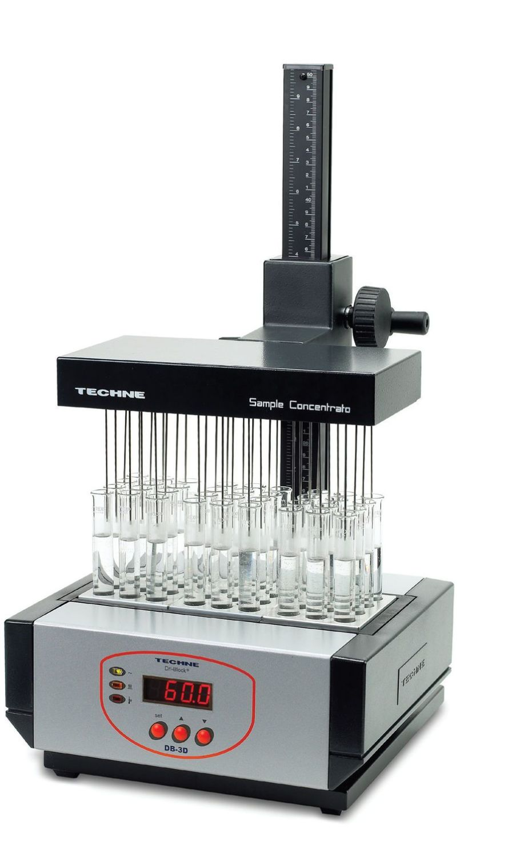 Laboratory concentrator / sample Techne