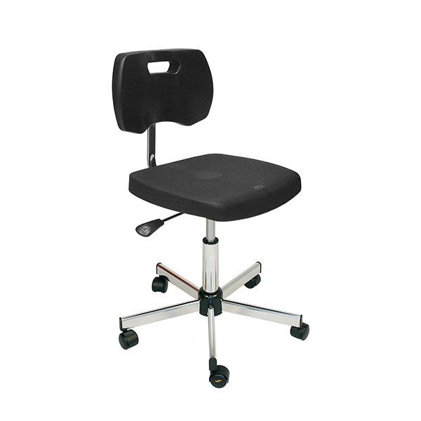 Office chair / with backrest / height-adjustable W/WW1730 TEKNOMEK